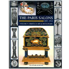 Paris Salons 1895-1914, Objets D'art & Metalware 'Book'