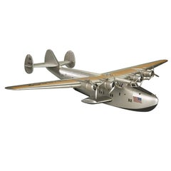 First Boeing 314 Dixie Clipper Aircraft from PanAm Airways Reduced Model