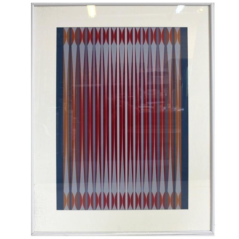 Dordevic Miodrag Pop Art Op Art Post Modern Painting