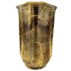 Kähler, HAK, Svend Hammershöi, Glazed Stoneware Vase