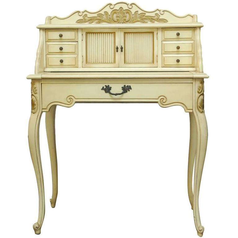 French Provincial Style Las Writing Desk For