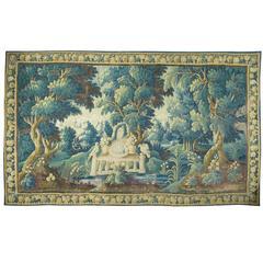 Flemish 17th Century Verdure Tapestry