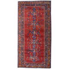 Antique Persian Karabagh Rug Runner