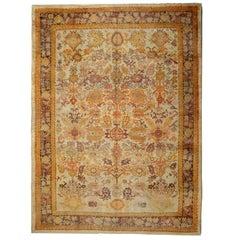 Handmade Antique Turkish Rugs Borlou, Anatolian Carpet for Home Decor