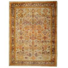 Antique Turkish Borlou Rugs