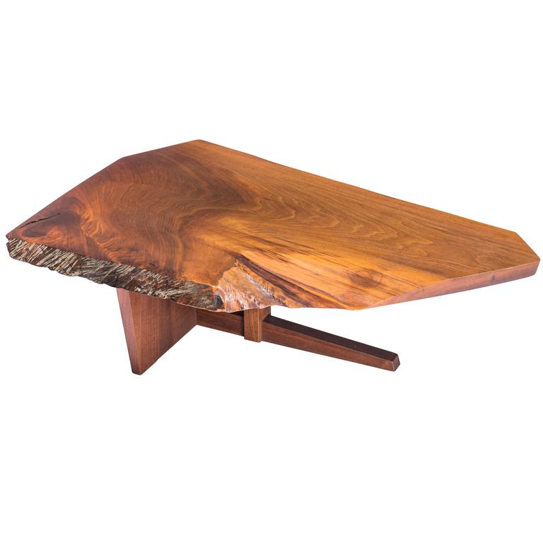 George Nakashima Minguren ii Coffee Table, 1968 For Sale