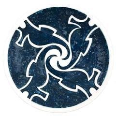 Lars Swane for Royal Copenhagen, Unique Plate