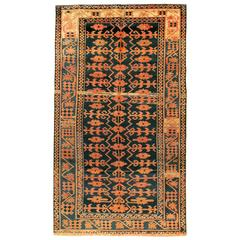 Antique East Turkestan Kirghiz Rug