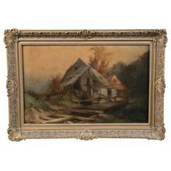 Charming Landscape Painting
