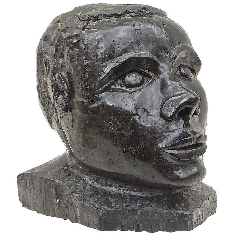 Anthracite Sculpture