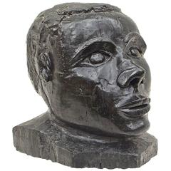 Anthracite Sculpture
