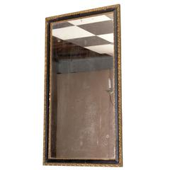 Napoleon III Ebonized Mirror