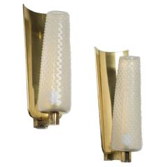 Pair of Sconces by Lisa Johansson-Pape, Denmark, 1940s