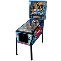 Pinball Stars Wars DATA EAST Manufacturing 1992 Collector