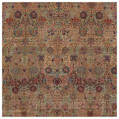 19th Century Kerman Carpet