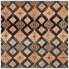 19th Century Afshar Gallery Carpet