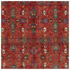 19th Century Persian Bidjar Carpet