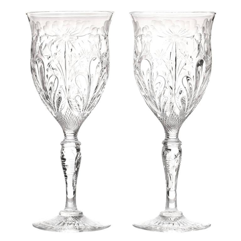 32 exceptional stevens u0026 williams water goblets 1 - Water Goblets