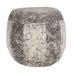 Ceramic Stool by Claude Conover