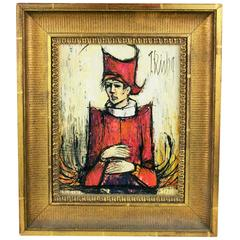 Court Jester Painting