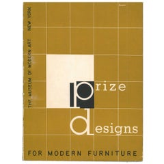 Prize Designs for Modern Furniture, Book