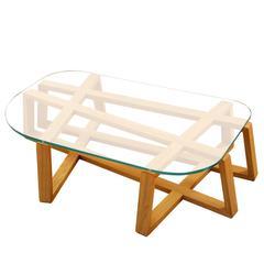 Sezau Table by Italian Designer Gianluca Facchini