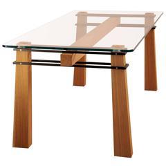 Ele Glass Table