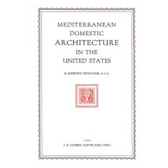 Mediterranean Architecture in the United States 'Book'