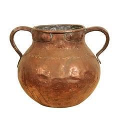Early Copper Vessel