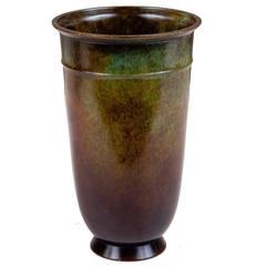 Vase by Just Andersen, Denmark, circa 1930