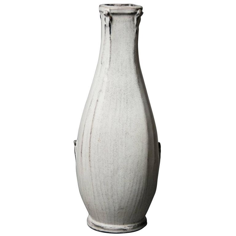 vase by svend hammersh i for kaehler edition denmark circa 1940 for sale at 1stdibs. Black Bedroom Furniture Sets. Home Design Ideas
