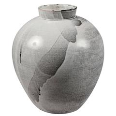 Vase by Svend Hammershøi for Kaehler Edition, Denmark, circa 1940
