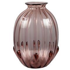 Vase by Vittorio Zucchini for Venini, Italy, circa 1925