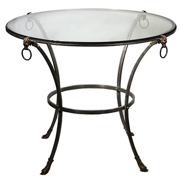 Maison Jansen Gueridon Table At 1stdibs
