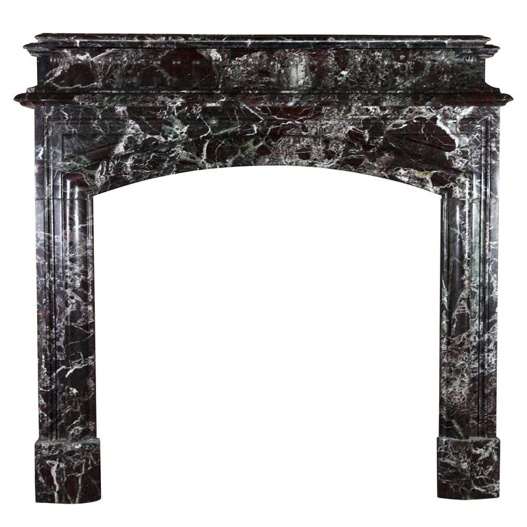 19th Century Marble Fireplace Mantel For Sale At 1stdibs