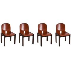 Tobia Scarpa Dining Chairs