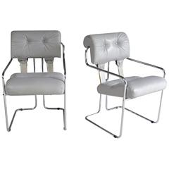 Pair of Tucroma Dining Chairs for Pace