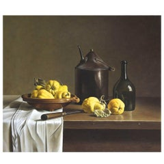 'Still Life with Quinces' by Stefaan Eyckmans