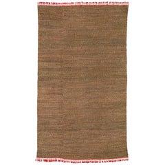 Mid 20th Century Swedish Pile-Weave Carpet