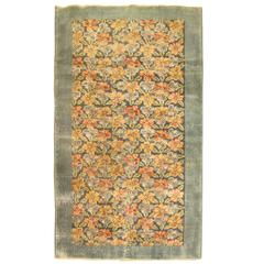 Shabby Chic Turkish Floral Rug