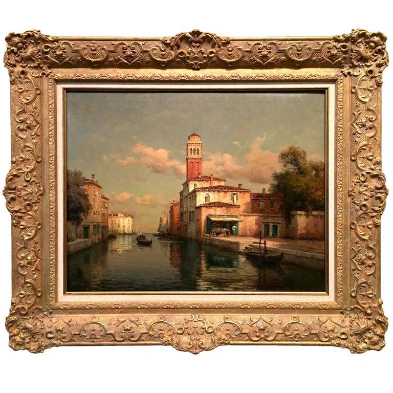 View of Venice by Antoine Bouvard