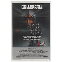 Rollerball Us Film Poster