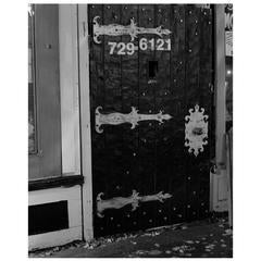 Jeff Wall Fortified Door Print 2008