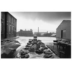 Martin Parr Jubilee Street Party Elland Yorkshire 1977 Print