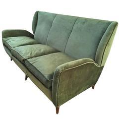 Rare Sofa, Design Gio Ponti, 1948