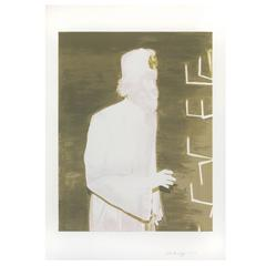 Luc Tuymans the Worshipper Print, 2004