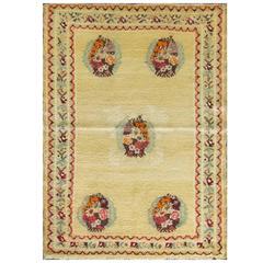 Beautiful Antique Central Anatolia Rug