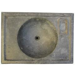 Turn of the Century Soapstone Sink