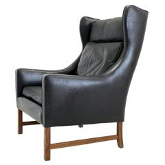 Mid-Century Lounge Chair by Fredrik A. Kayser, 1960s