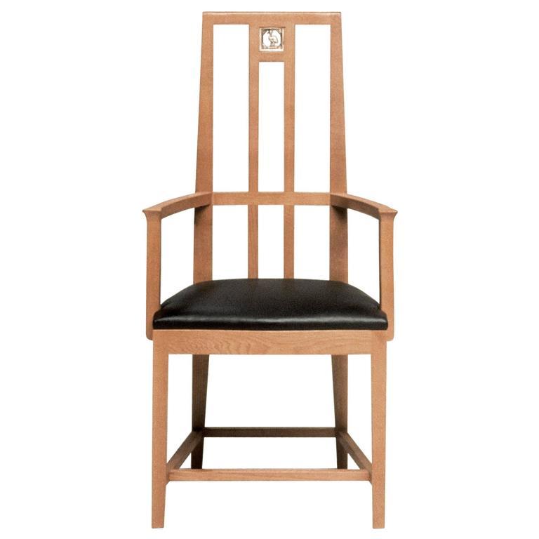 Boyschool Armchair Design By Eliel Saarinen Cranbrook